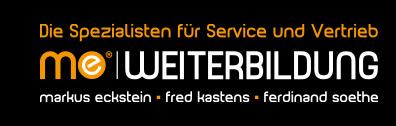 me-Weiterbildung - Die Spezialisten für Service und Vertrieb
