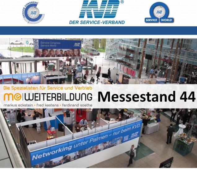 KVD Service Congress und Service World in München