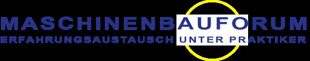 Logo_Maschinenbauforum
