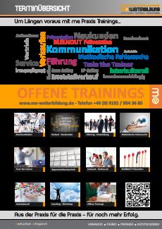Übersicht offene Trainings 2015-1