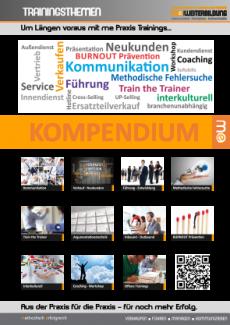 Kompendium me Praxis Trainings 2015-2