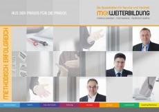 Titelbild me Weiterbildung Unternehmens-Flyer 2015-II